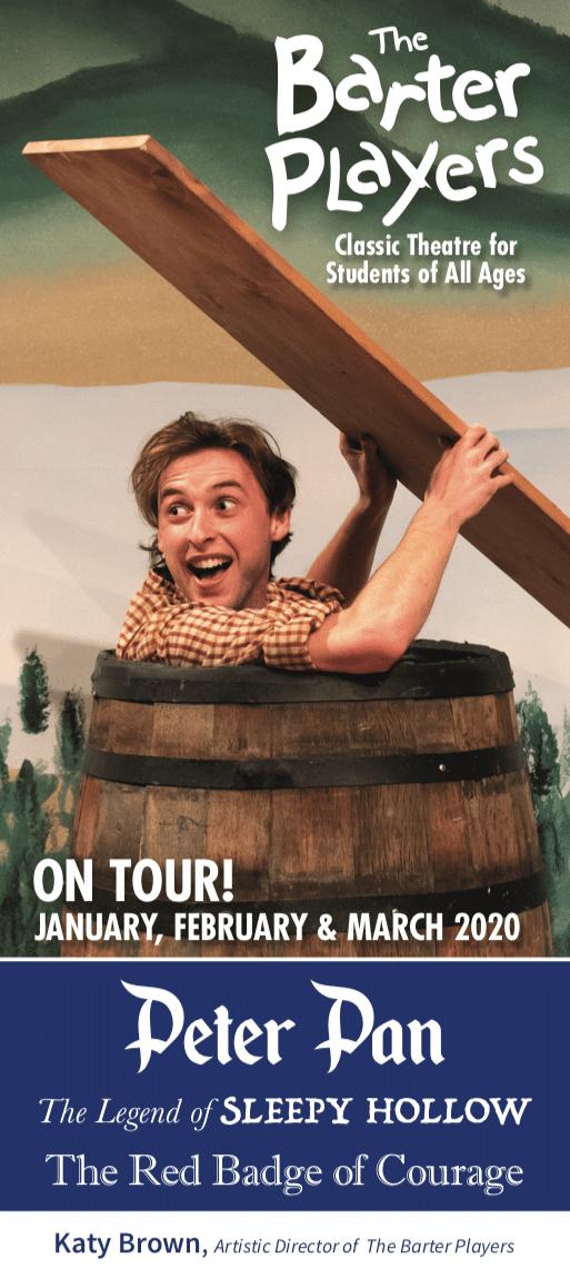 Barter Players 2020 Tour Brochure
