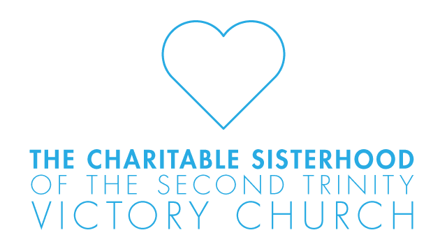 The Charitable Sisterhood of the Second Trinity Victory Church with Heart icon